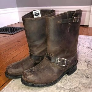 Frye Engineer Boot